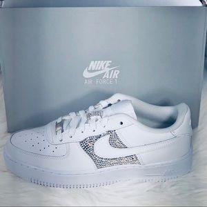 Nike Air Force 1 (314192 117), Crystal Bling, NEW